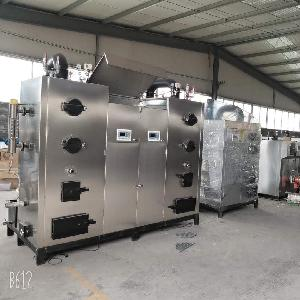 600公斤生物顆粒蒸汽發生器廠家