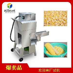 糧食加工設備 大型甜玉米脫粒機 糯米玉脫粒機 熟玉米脫粒機