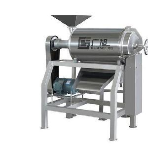 山東全自動果蔬加工流水線 螺旋打漿機每小時100公斤