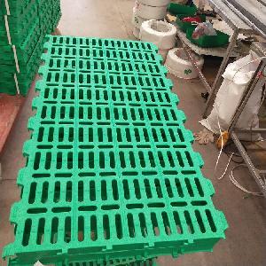 100*50厘米新款羊粪板卡扣拼接塑料羊床铺板养羊漏缝板