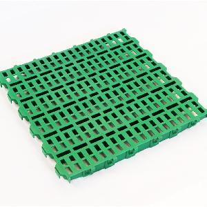 羊舍专用漏粪地板小羊保育床塑料羊粪板粪沟设计