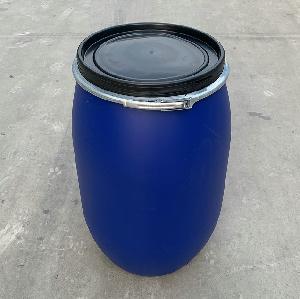 125升塑料桶法蘭口125公斤塑料桶-新利供應