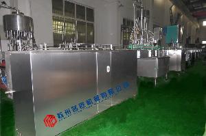 易拉罐分体式灌装生产线设备