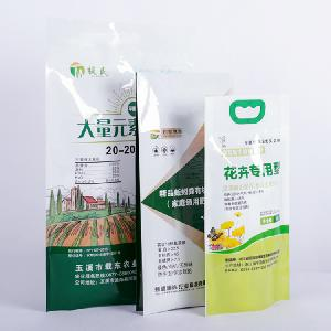 厂家定做水溶肥料包装袋 免费设计