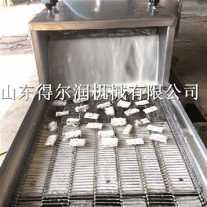 全自动炸带鱼上浆裹粉油炸生产线厂家现货销售