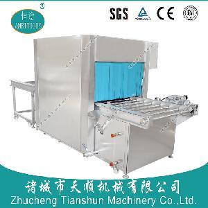 恒途牌TSXJ-D40凍品外包裝自動紙箱外包裝霧化消毒設備