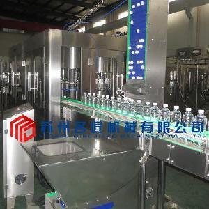 瓶装纯净水山泉水矿泉水灌装机生设备