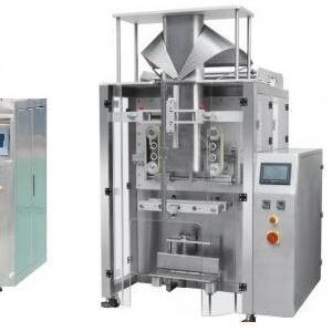 袋式包装机,可用于膨化食品、休闲食品的制袋卷膜包装机