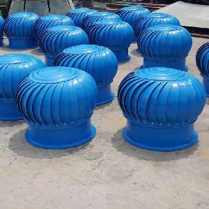 陜西DWT-IV無電機渦輪式屋頂風機 玻璃鋼無動力球形風帽生產廠家