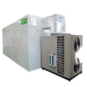 西安圣達空氣能熱泵烘干設備廠家 定制各種大小型烘干機