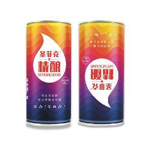 啤酒供应 圣菲克精酿啤酒1/12罐招镇江市供应商