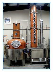 新轻机械   供应塔式蒸馏机组  厂家直销  无忧服务