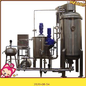 新轻机械  供应POM80水平圆盘硅藻土过滤机
