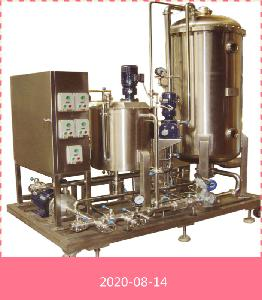新轻机械   供应圆盘硅藻土防爆过滤机   保证质量