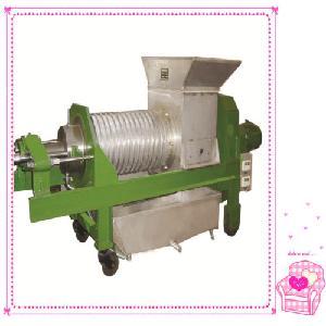 新轻机械   JLY-10螺旋压榨机