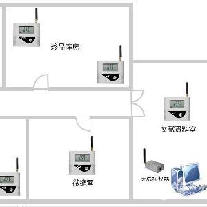 食品生产车间温湿度监测系统