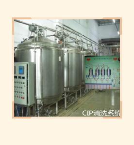 新轻机械   CIP自动清洗系统  保证质量  加工定制