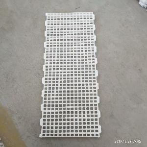 德惠种鸡漏粪板塑料养鸡用漏粪板鸡网床