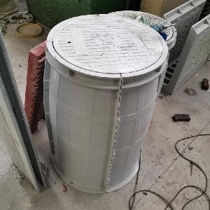 玻璃鋼井蓋 樹脂復合井蓋 成品污水承重井蓋