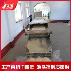 连续式豆腐猫砂微波干燥设备