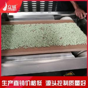猫砂烘干机 豆腐猫砂干燥设备