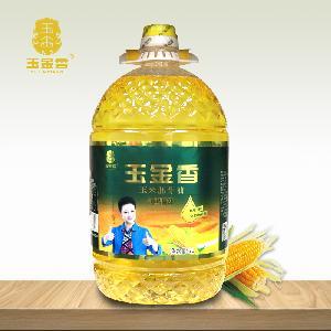 玉金香金胚玉米胚芽油5L