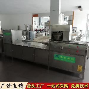 自动卷素鸡的机器 小型素鸡豆腐卷成型机 厂家现货