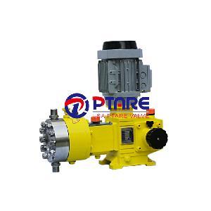 进口液压隔膜计量泵