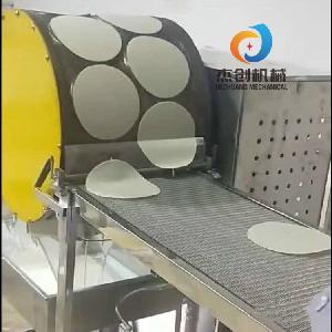 2020新款蛋卷皮机 商用千层饼机