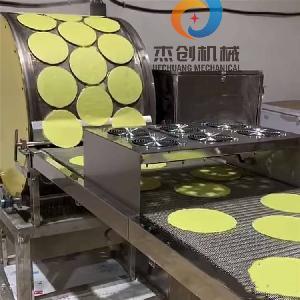 全自动薄饼机 2020年新品 多功能蛋皮机