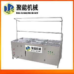 大型腐竹机生产线报价 生产腐竹设备生产视频