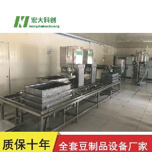 山东大型豆腐皮机生产线     新款全自动豆腐皮机价格