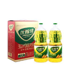玉米胚芽油2.5L*2礼盒
