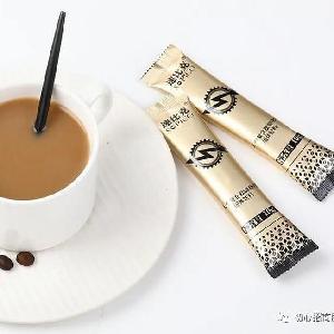 速比克人參復合肽咖啡味固體飲料
