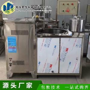 全自动卤水豆腐机 自动化豆腐机厂家
