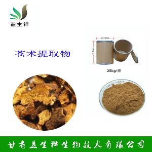 甘肃益生祥供应 苍术提取物 苍术酵素粉