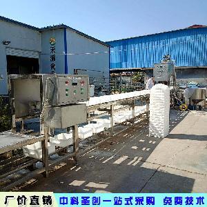 石膏冲浆豆腐机器 板式冲浆豆腐机设备 工厂直销价格
