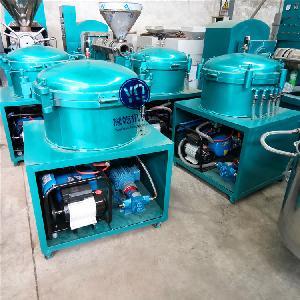 单缸毛油百叶滤油机 全自动百叶滤油机 气压滤油机