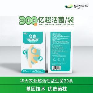 華優益奕康 復合益生菌固體飲料 2g*20