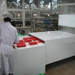 厂家直销盒饭微波加热灭菌设备60HM型时产量