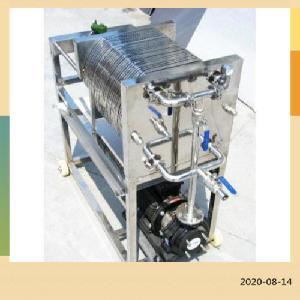 新轻机械   板框式双联过滤机    多用过滤机    过滤设备