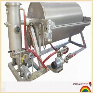 新轻机械   真空转鼓硅藻土过滤机   真空过滤机  过滤机