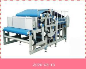 新轻机械   带式压榨机  压榨机  水果前处理设备