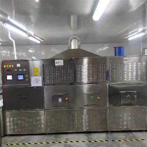 冷链盒饭二次加热 厨房盒饭二次加热灭菌机功能介绍