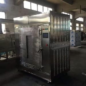 箱式真空微波干燥设备 西安柜式微波真空干燥机厂家