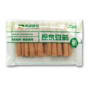 原浆鲜豆筋 火锅食材 重庆天润食品出品