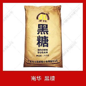 供应南华黑糖25kg用于食品烹饪烘焙饮品甜味剂广西原味黑糖块