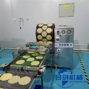 蛋饼皮机生产商 蛋皮机全自动