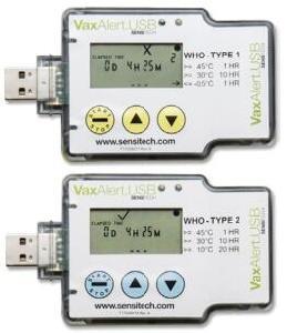 USB温度指示器记录仪