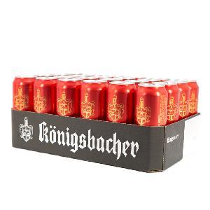 品质优选德国原装进口德冠1689黑啤500ml*24